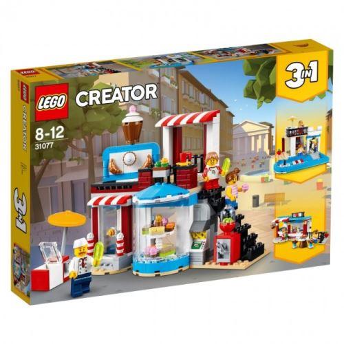LEGO® Creator 3 in 1 31077 Modulares Zuckerhaus