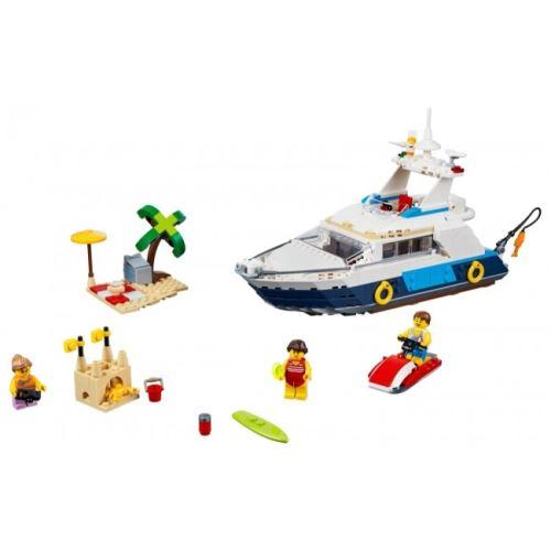 LEGO® Creator 3 in 1 31083 Abenteuer auf der Yacht