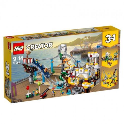 LEGO® Creator 3 in 1 31084 Piraten-Achterbahn