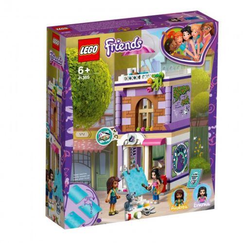 LEGO® Friends 41365 Emmas Künstlerstudio