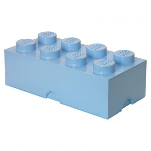 LEGO® Storage 4004 Aufbewahrungsbox 8er-Stein Hellblau