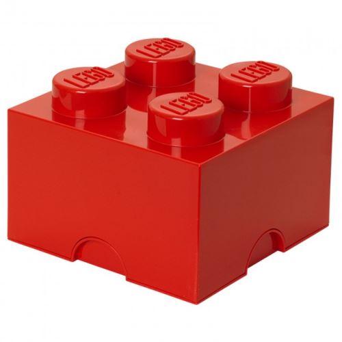LEGO® Storage 4003 Aufbewahrungsbox 4er-Stein Rot
