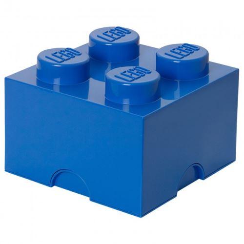 LEGO® Storage 4003 Aufbewahrungsbox 4er-Stein Blau