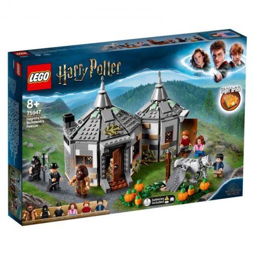 LEGO® Harry Potter 75947 Hagrids Hütte: Seidenschnabels Rettung