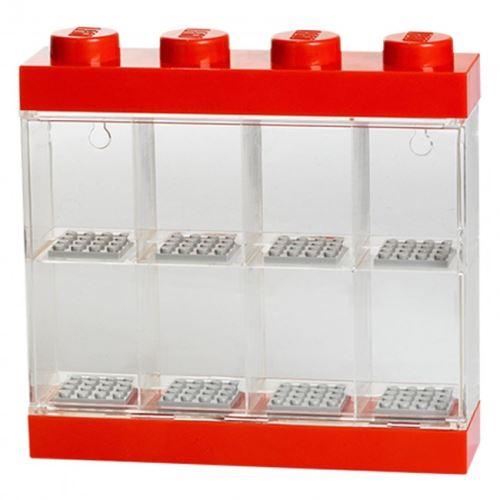 LEGO® Storage 4065-01 Minifigur Schaukasten 8 Rot