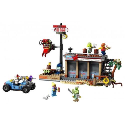 LEGO® Hidden Side 70422 Angriff auf die Garnelenhütte