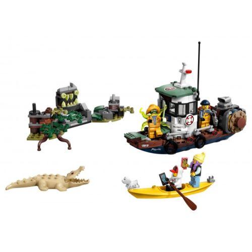 LEGO® Hidden Side 70419 Gekenterter Garnelenkutter