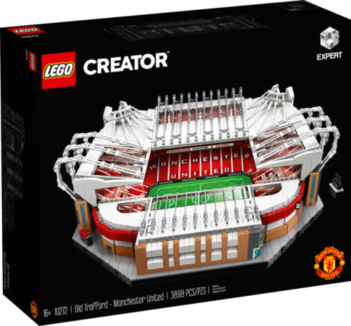 LEGO® Creator Expert 10272 Old Trafford - Manchester United