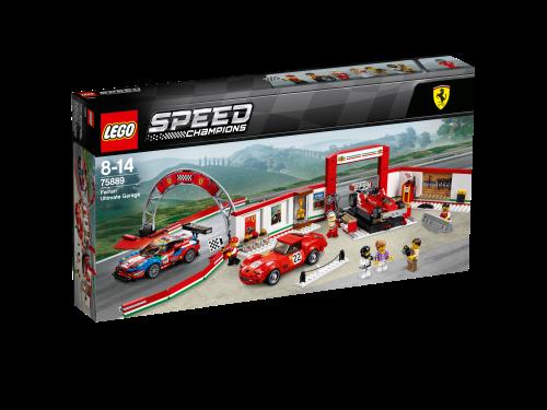 LEGO®Speed Champions 75889 Ferrari Ultimative Garage