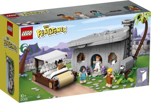 LEGO® Ideas 21316 Flintstones