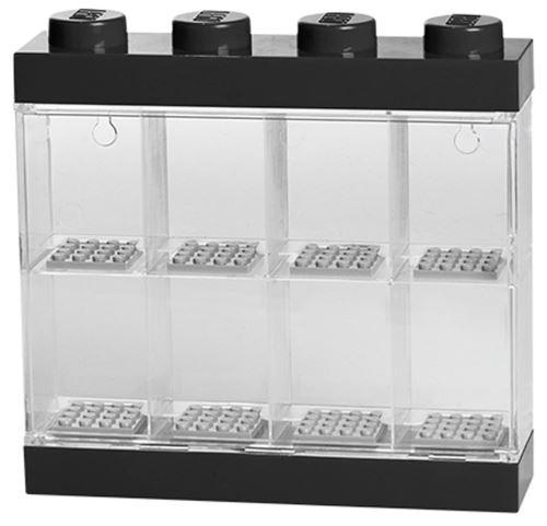 LEGO® Storage 4065-03 Minifigur Schaukasten 8 schwarz