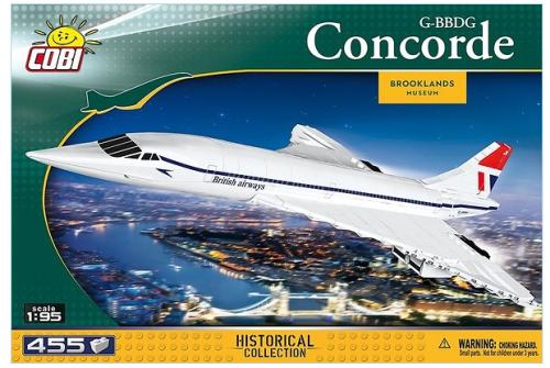 COBI - 1917 Action Town Concorde