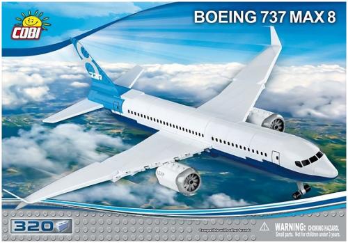 COBI - 26175 Boeing 737