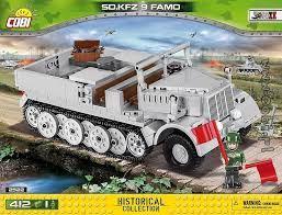 COBI - 2522 Small Army SK.KFZ 9 Famo