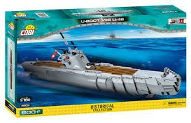 COBI - 4805 Small Army U-Boot VIIB U-48