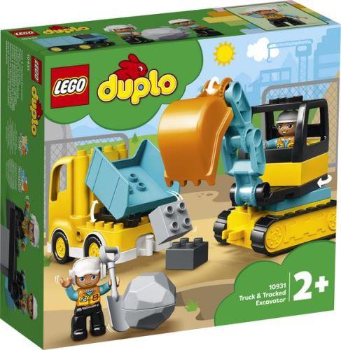 DUPLO® 10931 Bagger und Laster