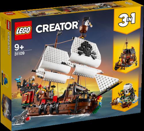 LEGO® Creator 3in1 31109 Piratenschiff