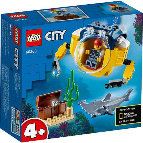 LEGO® City 60263 Mini-U-Boot für Meeresforscher
