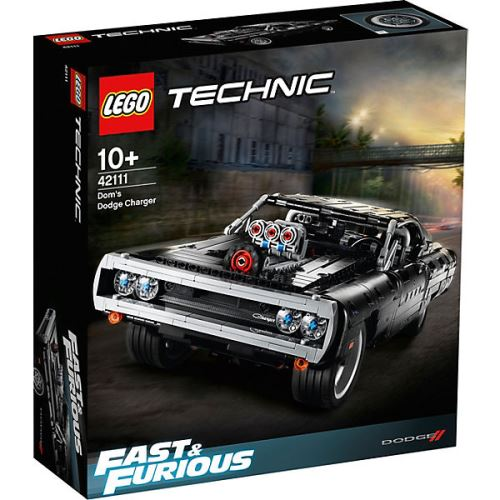 LEGO® Technic 42111 Dom´s Dodge Charger
