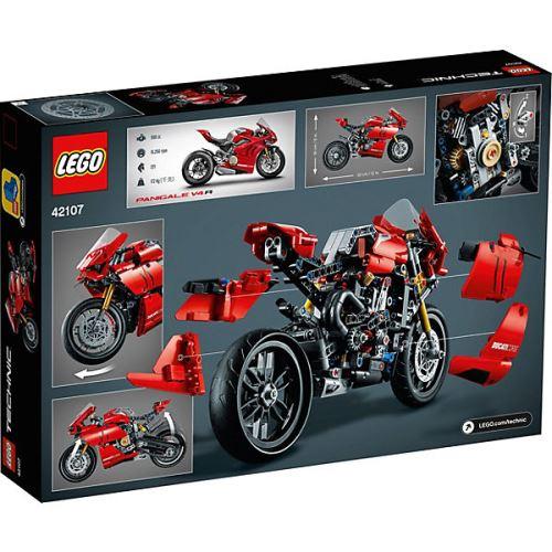 LEGO® Technic 42107 Ducati Panigale V4 R