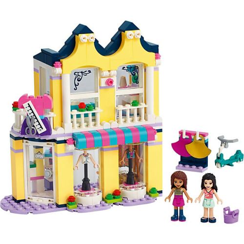 LEGO® Friends 41427 Emmas Mode-Geschäft