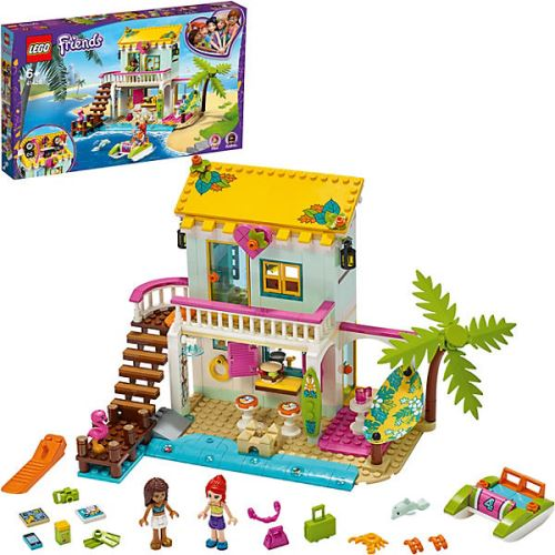 LEGO® Friends 41428 Strandhaus mit Tretboot