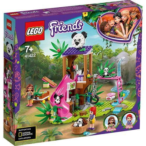 LEGO® Friends 41422 Panda-Rettungsstation