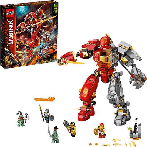 LEGO® Ninjago 71720 Feuer-Stein-Mech