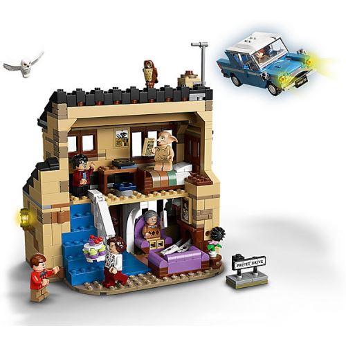 LEGO® Harry Potter 75968 Ligusterweg 4