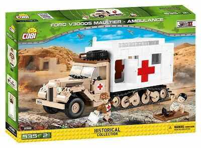 COBI Small Army 2518 Ford V3000S Maultier