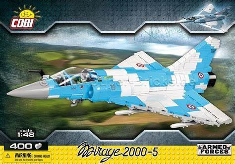 COBI Small Army 5801 Mirage 2000C