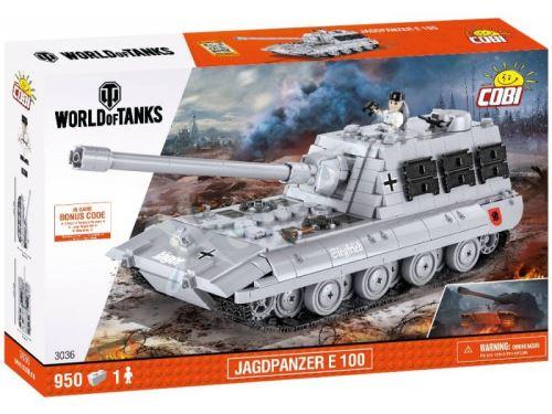 COBI World of Tanks 3036 Jagdpanzer E100