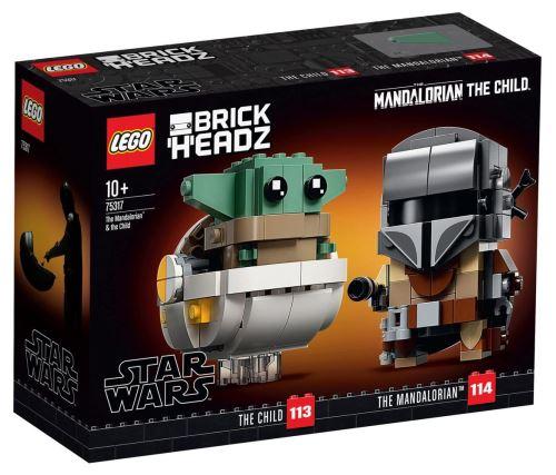 LEGO® Star Wars 75317 Der Mandalorianer und das Kind
