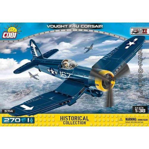 COBI Small Army 5714 Vought F4U Corsair