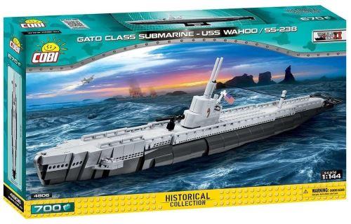 COBI HC 4806 Gato Class Submarine USS Wahoo
