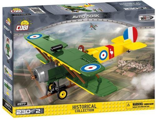 COBI HC 2977 Great War Avro 504 K