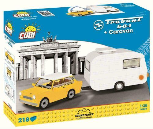 COBI Youngtimer 24590 Trabant 601 + Caravan