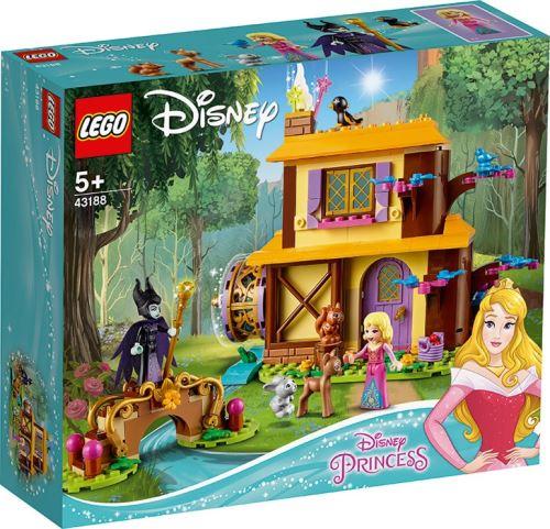 LEGO® - 43188 Disney Auroras Hütte im Wald
