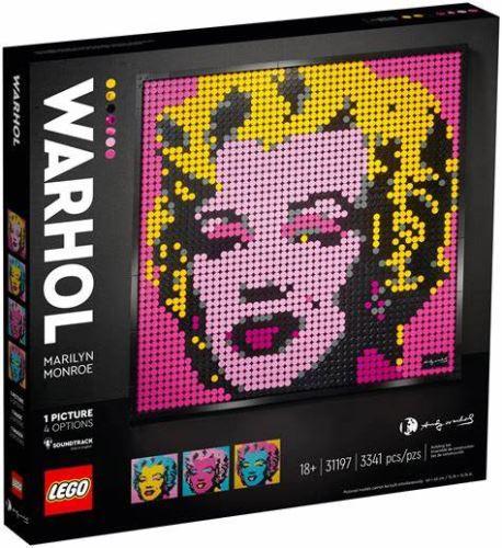 LEGO® - 31197 Andy Warhol´s Marilyn Monroe