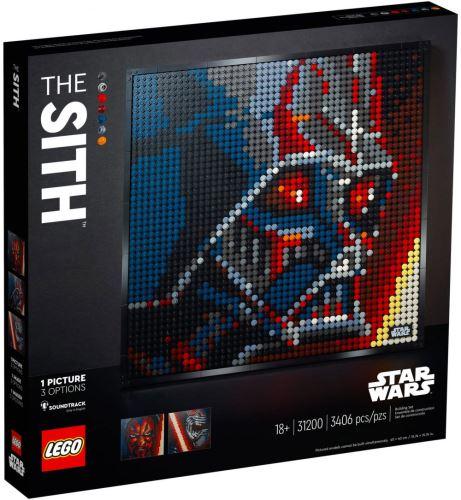 LEGO® - 31200 Art Star Wars: Die Sith Kunstbild