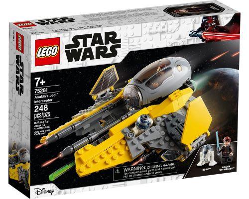 LEGO® - 75281 Star Wars Anakins Jedi Interceptor