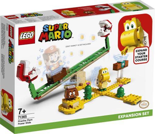 LEGO® - 71365 Super Mario Piranha-Pflanze-Powerwippe Erweiterungsset
