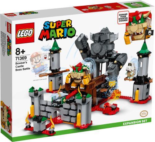 LEGO® - 71369 Super Mario Bowsers Festung Erweiterungsset