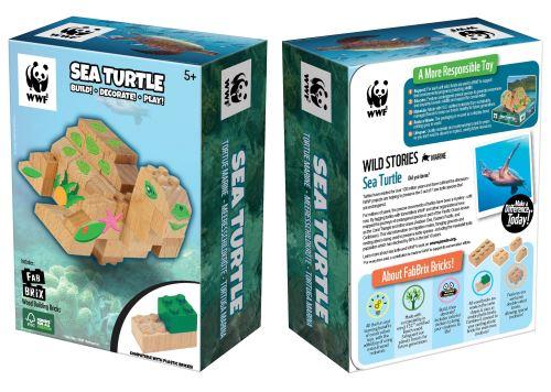 FABBRIX - WWF Sea Turtle