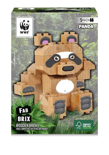 FABBRIX - WWF Panda