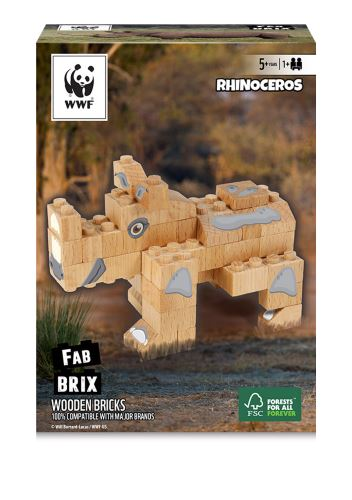 FABBRIX - WWF Rhino