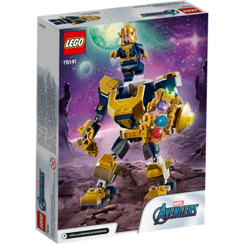 LEGO - Marvel Thanos Mech 76141