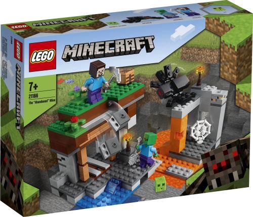 LEGO® - Minecraft Die verlassene Mine 21166