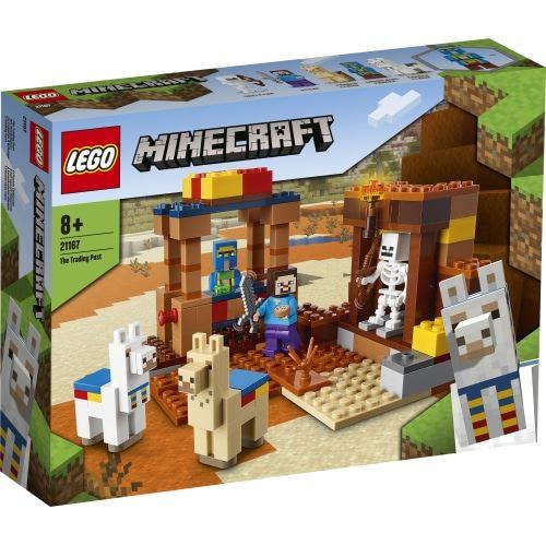 LEGO® - Minecraft Der Handelsplatz 21167