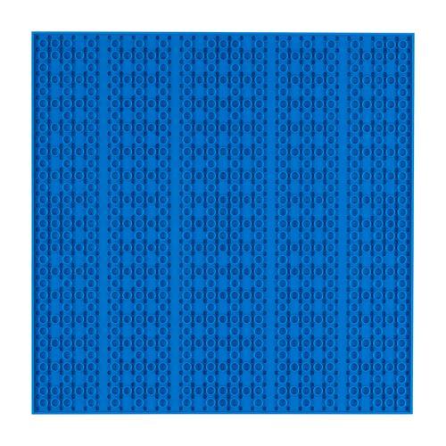 OPEN BRICKS Bauplatte 32 x 32 Blau